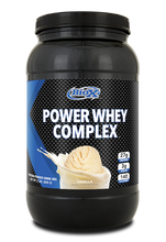 Load image into Gallery viewer, Power Whey Complex - Vanilla