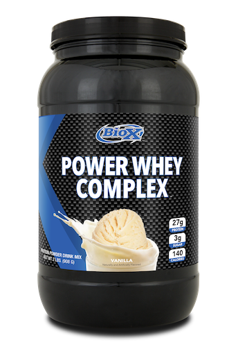 Power Whey Complex - Vanilla