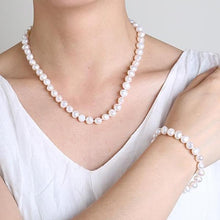 Load image into Gallery viewer, Baroque Freshwater Pearl Jewelry Set - pearlsnlucent.com
