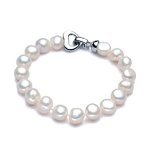 Baroque Freshwater Pearl Bracelet - pearlsnlucent.com