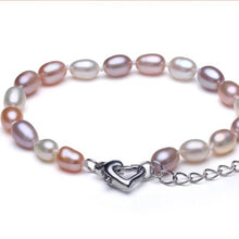 Load image into Gallery viewer, Freshwater Pearl Multicolor Bracelet - pearlsnlucent.com