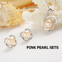 Load image into Gallery viewer, Freshwater Pearl Necklace Set - pearlsnlucent.com