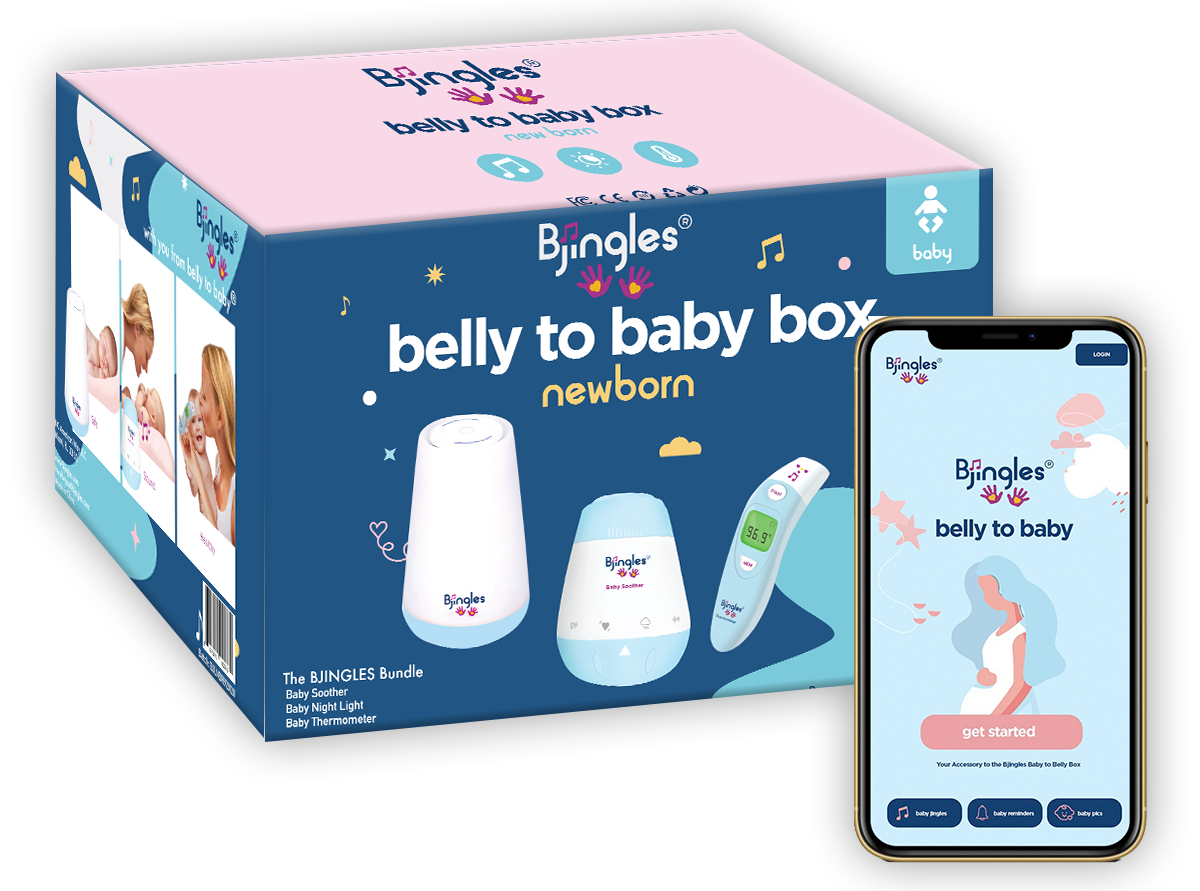 Load image into Gallery viewer, Bjingles Newborn Box