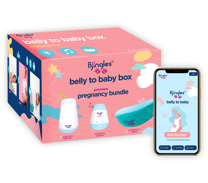 Load image into Gallery viewer, Bjingles Pregnancy Box