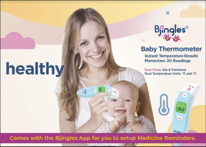 Bjingles Thermometer Kit