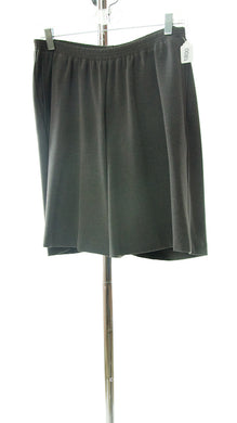 #1800 Sale Rack Item  / Walking Culottes  / Girls Plus Size 14 / Heather Grey