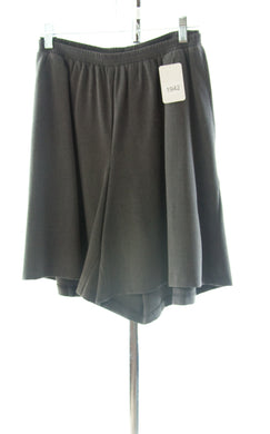 #1942 Sale Rack Item  / Walking Culottes  / Girls Plus Size 22 / Heather Gray