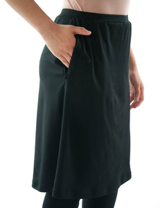 Athletic Exercise Skirt with Long Leggings / Ladies Sizes