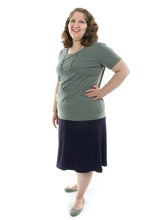 Load image into Gallery viewer, Knit Skort / Womens Plus Size