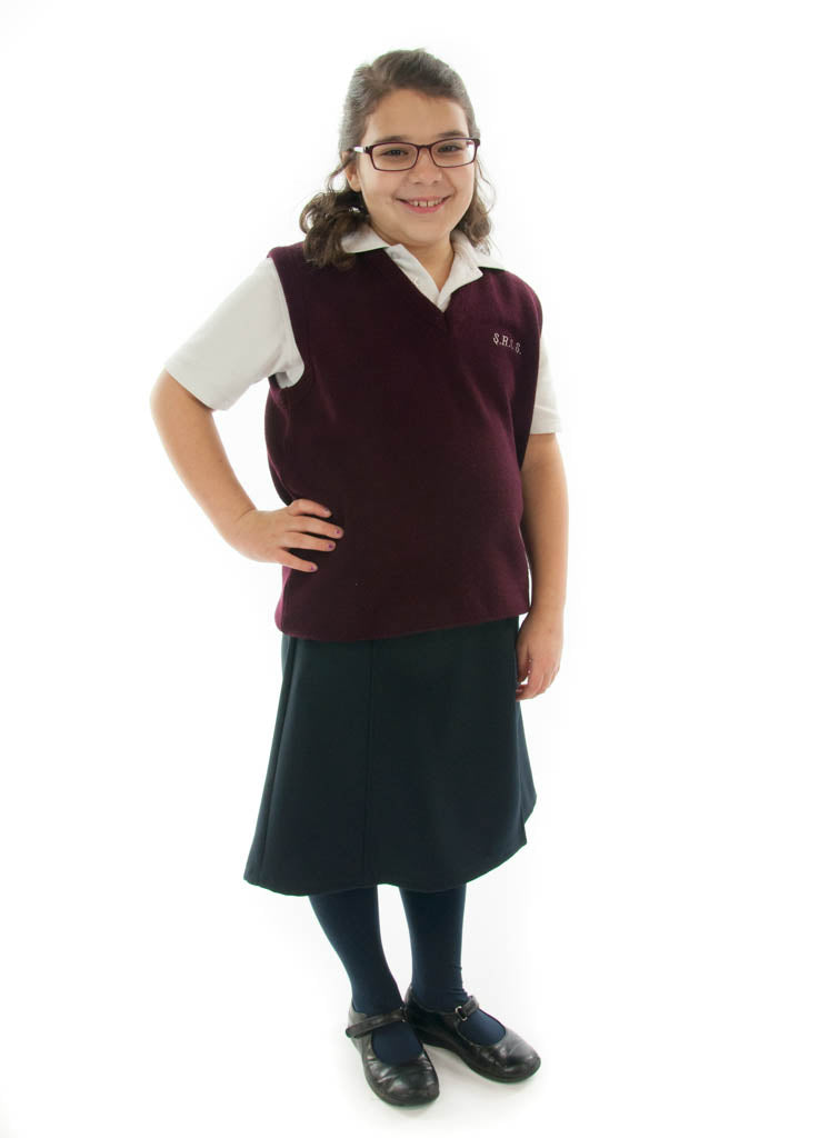 School Uniform Skort / Girls Plus Size