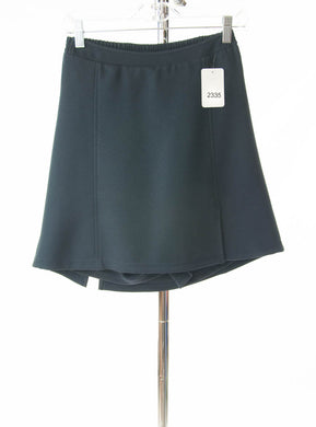 #2335 Sale Rack Item / Uniform Flare Skort / Girls Plus Size 8 / Navy