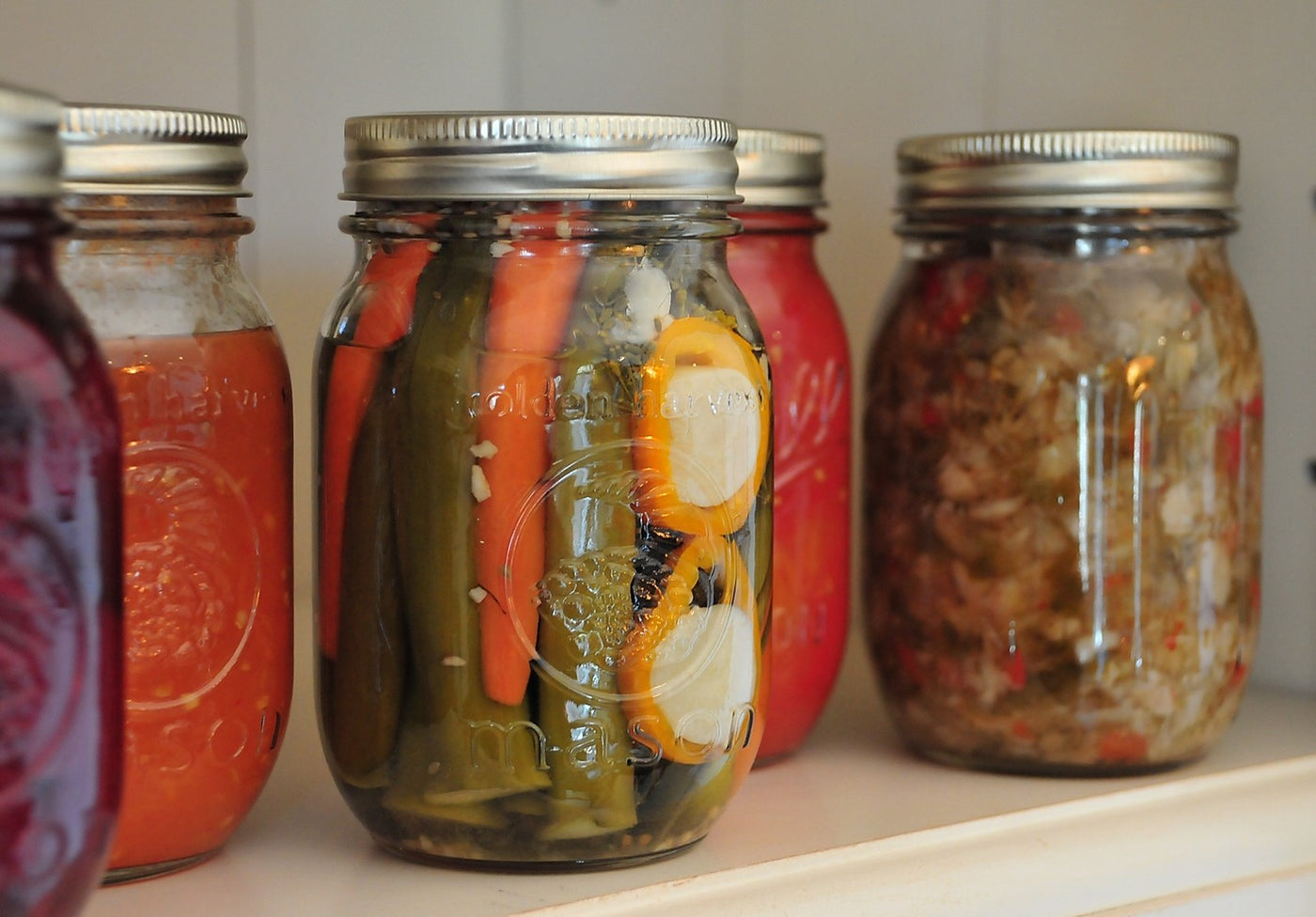 Part 3: Gut bacteria - what's on the menu? Fermented foods