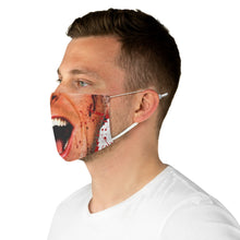 Load image into Gallery viewer, American Psycho Halloween Face Mask