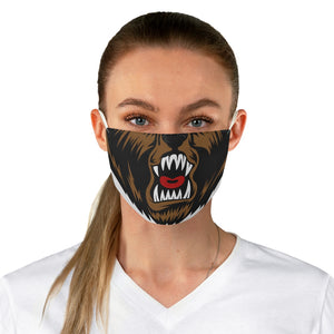 Bearish Trader Face Mask