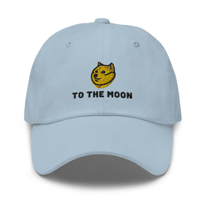 Doge To The Moon Trader Hat