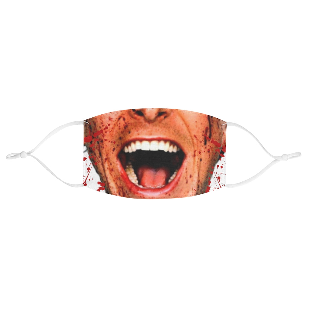 American Psycho Halloween Face Mask