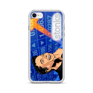 Elon Stonks iPhone Case
