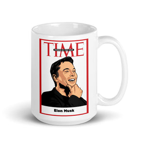 Elon Person of the Year Mug