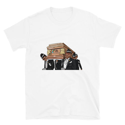 Coffin Dance Meme Bear T-Shirt - wallstmemes