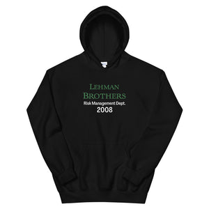 Lehman Brothers Risk Management Hoodie