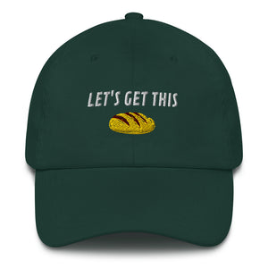 Let's Get this Bread Hat - wallstmemes
