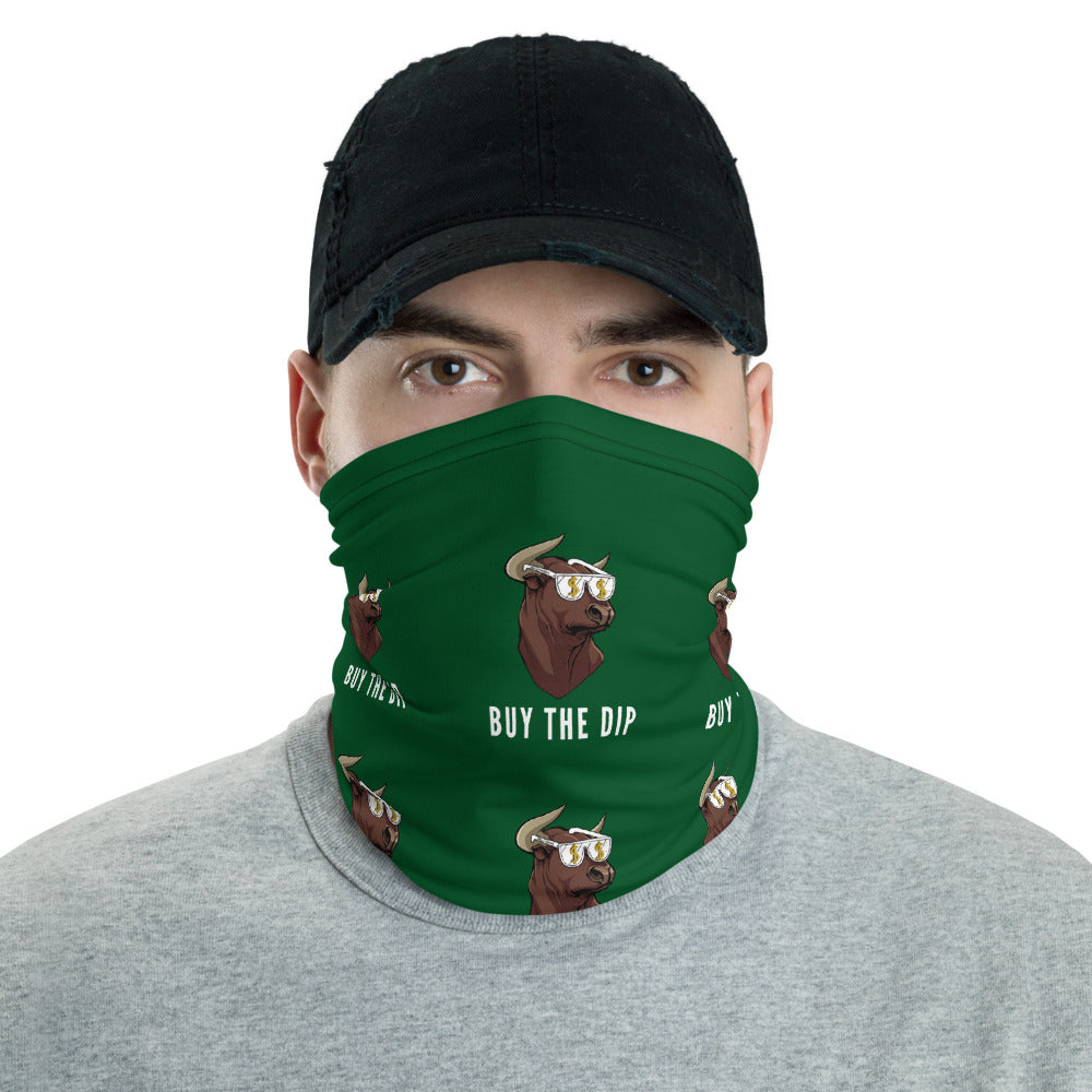 Bull Gang Face Mask - wallstmemes