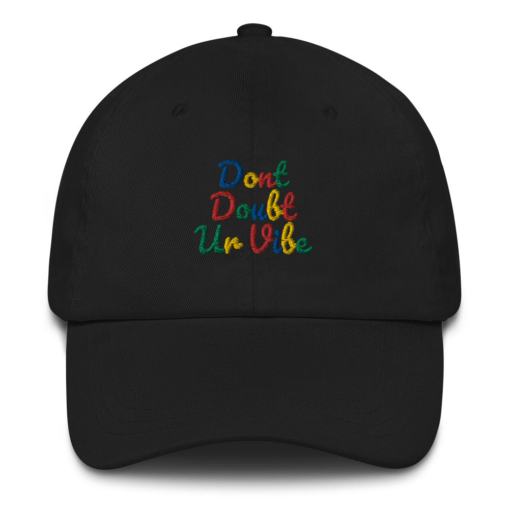 Don't Doubt Ur Vibe Elon Musk Hat (Limited Edition) - wallstmemes