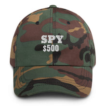 Load image into Gallery viewer, SPY $500 Hat