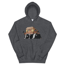 Load image into Gallery viewer, Coffin Dance Meme Bear Hoodie - wallstmemes
