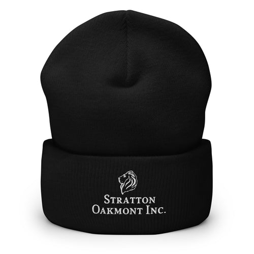 Stratton Oakmont Beanie *LIMITED EDITION*
