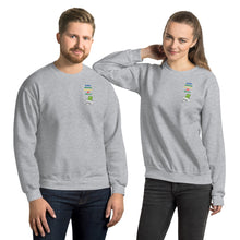 Load image into Gallery viewer, Federal Reserve Money Printer Sweatshirt - wallstmemes