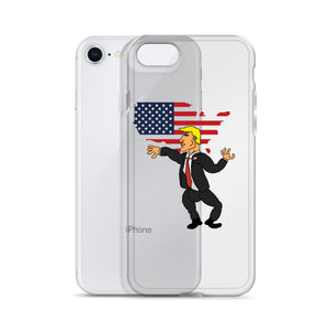Chad Donald Trump iPhone Case - wallstmemes