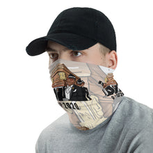 Load image into Gallery viewer, Coffin Dance Meme Face Mask - wallstmemes