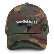 Load image into Gallery viewer, wallstbets hat