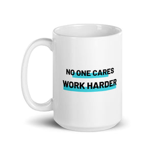 Work Harder Mug - wallstmemes