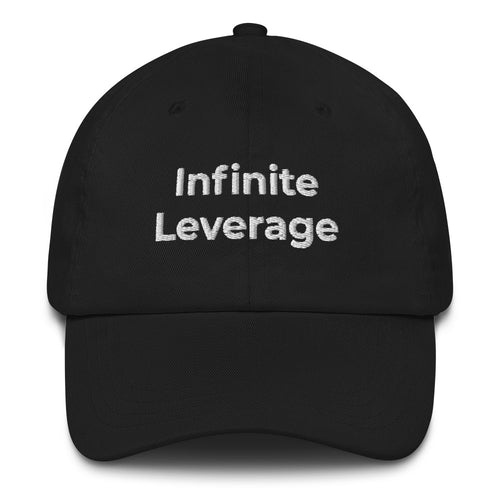 Infinite Leverage Hat - wallstmemes