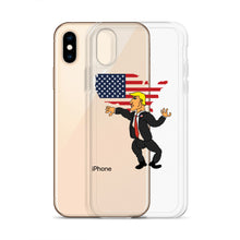 Load image into Gallery viewer, Chad Donald Trump iPhone Case - wallstmemes
