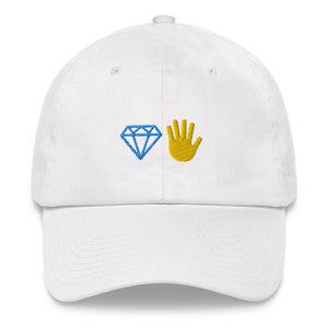 Diamond Hands Stock Trader Hat - wallstmemes