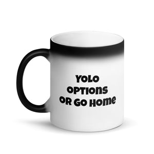 YOLO Option Magic Mug - wallstmemes