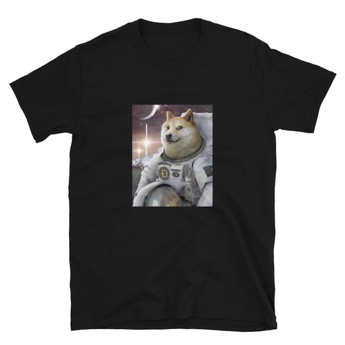 Doge to the Moon Trader T-Shirt