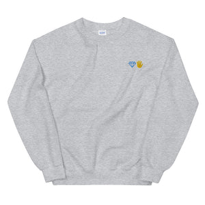 Diamond Hands Stock Trader Sweater
