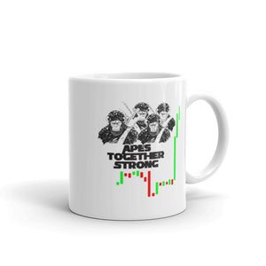 Apes Together Strong Mug