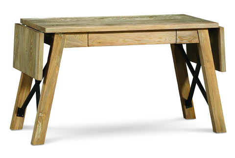 Artisan Table Solid Wood - Drop Leaves on both sides