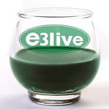 E3Live Blue Green Algae - Nutrient Dense SuperFood - 16OZ, 6 bottles