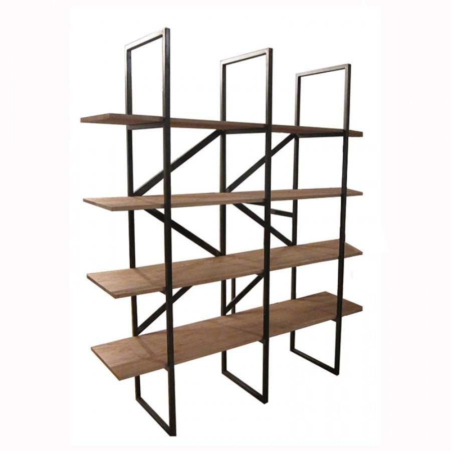 kit closetmaid chocolate shelf in shelves p impressions top wood the