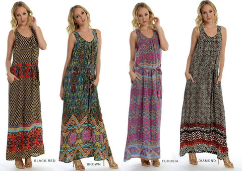 Very comfortable maxi dress