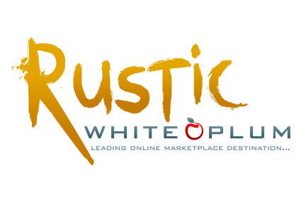 Rustic White Plum