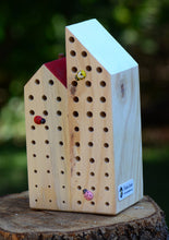 Load image into Gallery viewer, K - Cute and Quirky Bee Hotel - Double