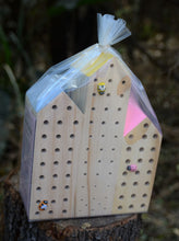 Load image into Gallery viewer, L - Cute and Quirky Bee Hotel - Triple