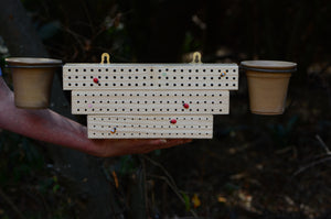 P - Specialised Bee Hotel - Flower Pot Holder